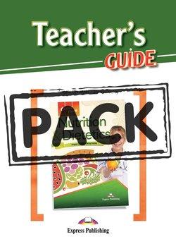 Career Paths: Nutrition & Dietetics Teacher's Pack (Teacher's Guide,  Student's Book, Class Audio CDs & DigiBooks App)