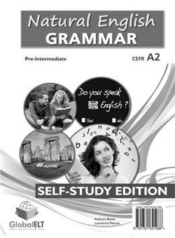 Natural English Grammar Pre-Intermediate A2+ Self-Study Edition (with  Answer Key)