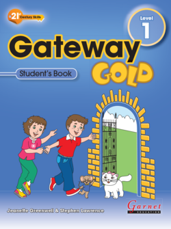 Gateway Gold 1 Student's Book ISBN: 9781782600817