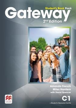 Gateway (2nd Edition) C1 Student's Book Pack ISBN: 9781786323156