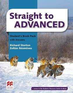 Straight to Advanced Student's Book with Answers Pack ISBN: 9781786326614
