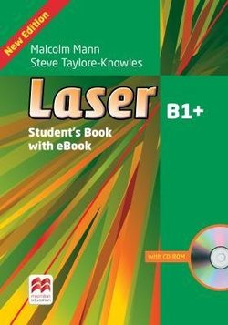 Laser (3rd Edition) B1+ Student's Book with CD-ROM & eBook ISBN: 9781786327154