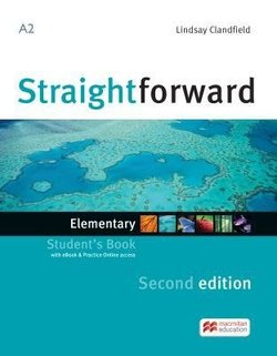 Straightforward (2nd Edition) Elementary Student's Book with Online Access Code & eBook ISBN: 9781786327611
