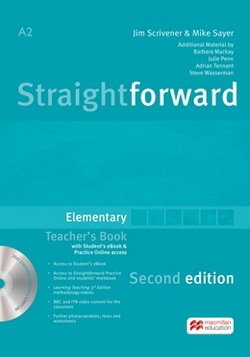 Straightforward (2nd Edition) Elementary Teacher's Book Pack with eBook ISBN: 9781786327628