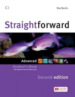 Straightforward (2nd Edition) Advanced Student's Book with Online Access Code & eBook ISBN: 9781786327697
