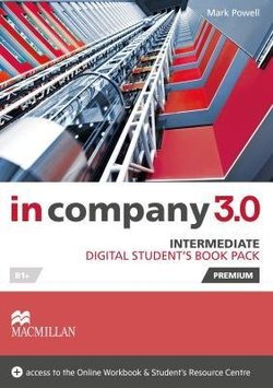 In Company 3.0 Intermediate Digital Student's Book Pack (Internet Access Code Card) ISBN: 9781786329271