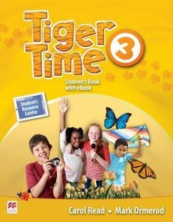 Tiger Time 3 Student's Book with Webcode for Student's Resource Centre & eBook ISBN: 9781786329653