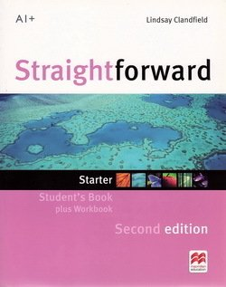 Straightforward (2nd Edition - Combo Split Edition) Starter Student's Book & Workbook with Workbook Audio CD ISBN: 9781786329912