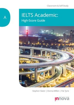 IELTS Academic: High-Score Guide with Online Audio ISBN: 9781787680524
