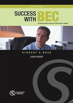 Success with BEC Vantage Student's Book  ISBN: 9781902741871