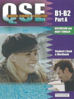 Quick Smart English QSE Intermediate Part A (Combo Split Edition: Student's Book A & Workbook A) ISBN: 9781905248667