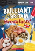 SDB1 Brilliant Britain: Breakfasts with Video-DVD ISBN: 9781908351746