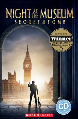 SR2 Night at the Museum: Secret of the Tomb (Book & Audio CD) ISBN: 9781910173343