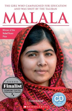 SR1 Malala with Audio CD & Online Resources ISBN: 9781910173602
