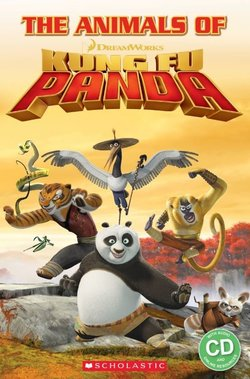 SP Starter Animals of Kung Fu Panda with Audio CD ISBN: 9781910173794