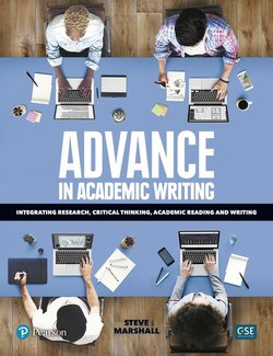 Advance in Academic Writing with MyEnglishLab & eText ISBN: 9782761341509