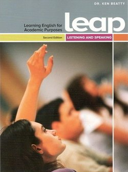 LEAP High Intermediate - Learning English for Academic Purposes Listening & Speaking