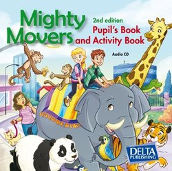 Mighty Movers Pupils Book