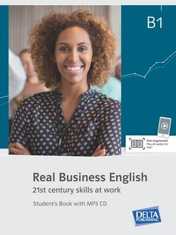 Real Business English B1 Student's Book with MP3 Audio CD ISBN: 9783125016705