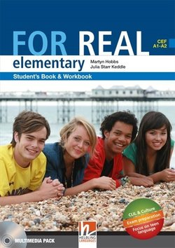 FOR REAL Elementary Interactive Book on DVD-ROM ISBN: 9783852725635
