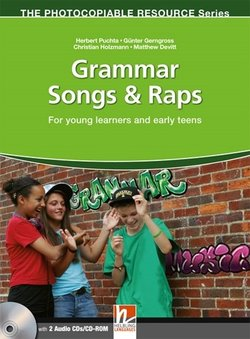 Grammar Songs & Raps with Audio CD & Audio CD/CD-ROM (Helbling Edition) ISBN: 9783852724232