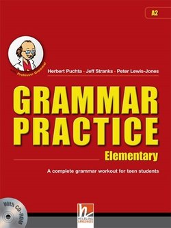 Grammar Practice Elementary (A2) with CD-ROM