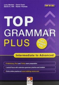 Top Grammar Plus Intermediate to Advanced with Answer Key & e-zone