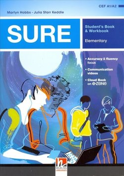 SURE Elementary (Combo Full Version) Coursebook ISBN: 9783852727554