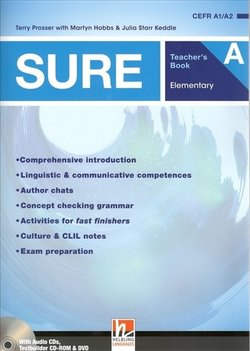 SURE Intermediate (Combo Split Edition 2 Parts) B Student's Book & Workbook with Access Code to e-zone ISBN: 9783852728360