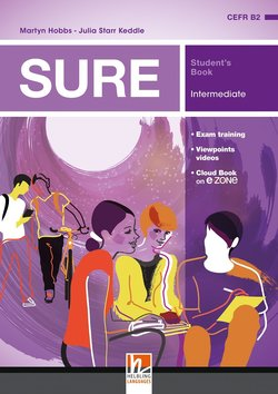 SURE Intermediate Student's Book with e-zone ISBN: 9783990450703