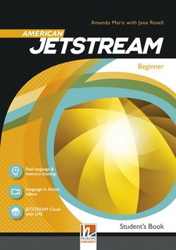 American Jetstream Beginner Combo A (Student's Book A, Workbook A, Workbook Audio CD & e-zone) ISBN: 9783990454268