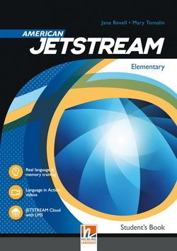 American Jetstream Elementary Student's Book with e-zone ISBN: 9783990453629