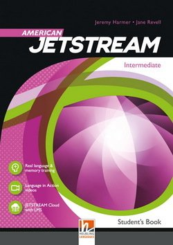 American Jetstream Intermediate Combo A (Student's Book A, Workbook A, Workbook Audio CD & e-zone) ISBN: 9783990454411