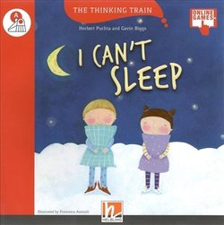 Thinking Train Readers Level A - I Can't Sleep ISBN: 9783990458464