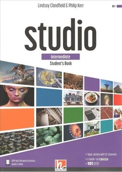 Studio (Combo - Split Edition) Intermediate A Student's Book / Workbook with e-Zone ISBN: 9783990459546