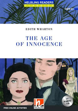 HR5 Classics - The Age of Innocence with Audio CD and e-Zone ISBN: 9783990459423