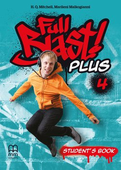 Full Blast! Plus 4 Student's Book ISBN: 9786180521313