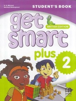 Get Smart Plus 2 Workbook ISBN: 9786180522242