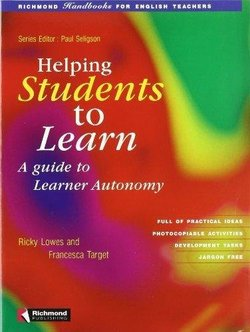 Helping Students to Learn: A Guide to Learner Autonomy ISBN: 9788429454475