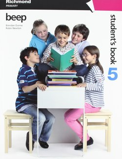 Beep 5 Student's Book with Reader & Reader Audio CD ISBN: 9788466802789