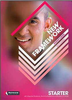 New Framework Starter Combined Student's Book & Workbook with CD-ROM ISBN: 9788466804134