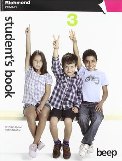 Beep 3 Student's Book with Reader & Reader Audio CD ISBN: 9788466810104