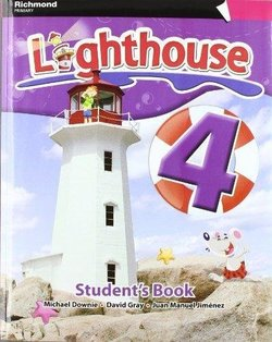 Lighthouse 4 Student's Book with Audio CD & Stickers ISBN: 9788466814713