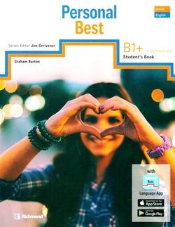 Personal Best B1+ (Intermediate) Student's Book ISBN: 9788466820981