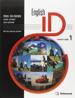 English ID 1 Student's Book ISBN: 9788466821858