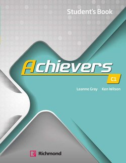 Achievers C1 Student's Book ISBN: 9788466829335