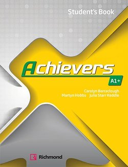 Achievers A1+ Workbook Pack (Workbook with Workbook Audio CD) ISBN: 9788466829489