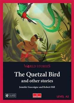 The Quetzal Bird and Other Stories with Audio Download ISBN: 9788468258706