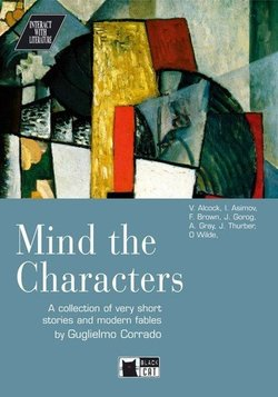 BCIL Mind The Characters with Audio CD  ISBN: 9788853006547