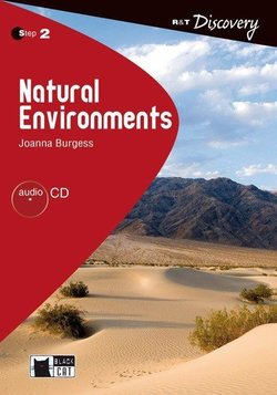 BCRT2 Discovery - Natural Environments Book with Audio CD ISBN: 9788853009944